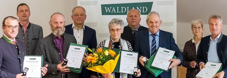 Hauptversammlung bei WALDLAND erfolgreich abgehalten